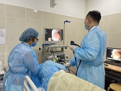 Endoscopic